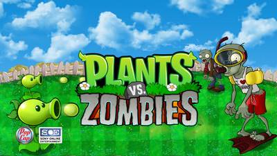 Plants vs. Zombies GOTY Edition cover