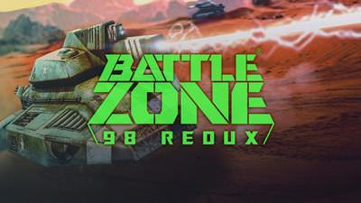 Battlezone 98 Redux cover