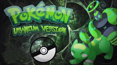Pokemon Uranium cover