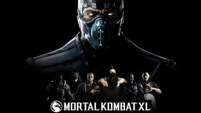 Mortal Kombat XL cover