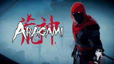 Aragami Collector's Edition cover