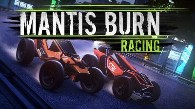Mantis Burn Racing cover