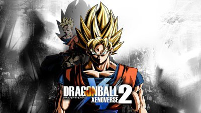 Dragon Ball Xenoverse 2 Deluxe Edition cover