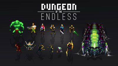 Dungeon of the Endless Completed Edition cover