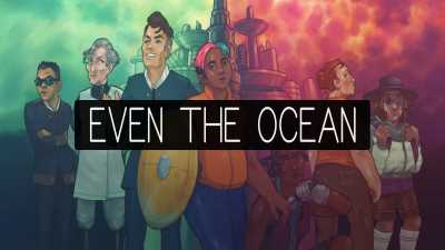 Even the Ocean cover