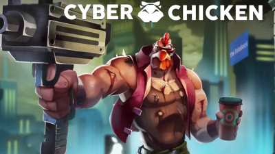 Cyber Chicken cover