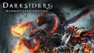 Darksiders Warmastered Edition cover