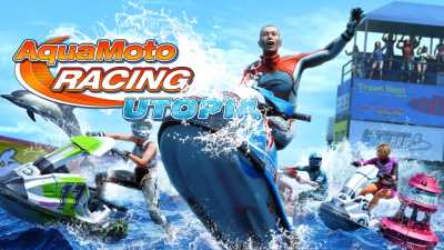 Aqua Moto Racing Utopia cover