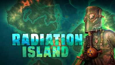 Radiation Island cover