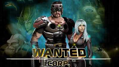 Wanted Corp. cover