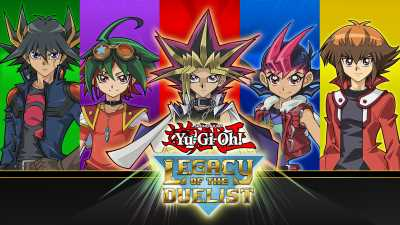 Yu Gi Oh! : Legacy of the Duelist cover