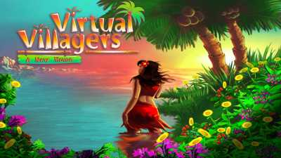 Virtual Villagers 1: A New Home