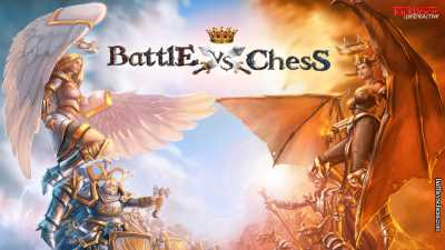 Battle vs Chess cover