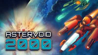 Astervoid 2000 (2016) cover