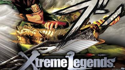 Dynasty Warriors 5 - Xtreme Legends cover