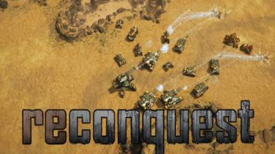 Reconquest cover