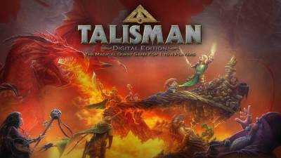 Talisman: Digital Edition cover