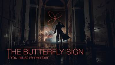 The Butterfly Sign cover