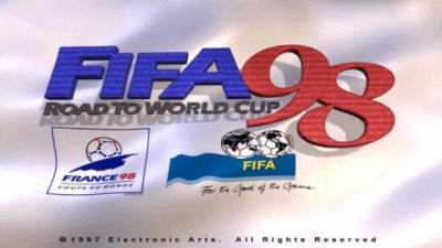 FIFA 98 Road To World Cup cover