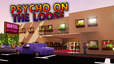 Psycho on the loose cover