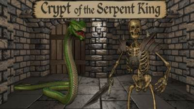 Crypt of the Serpent King cover