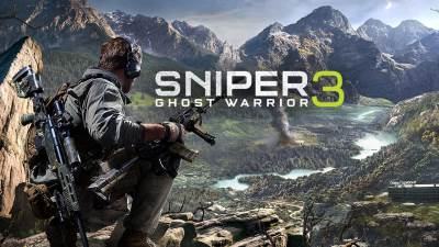 Sniper Ghost Warrior 3 cover