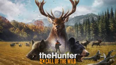 theHunter: Call of the Wild cover