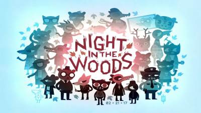 Night in the Woods cover