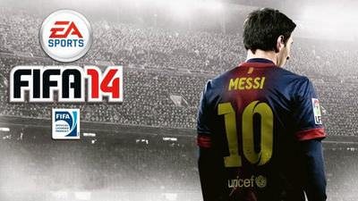 FIFA 14 Ultimate Edition cover