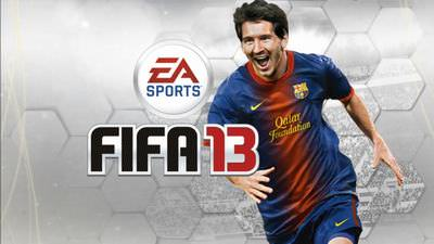 FIFA 13 Ultimate Edition cover