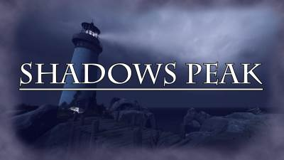 Shadows Peak cover