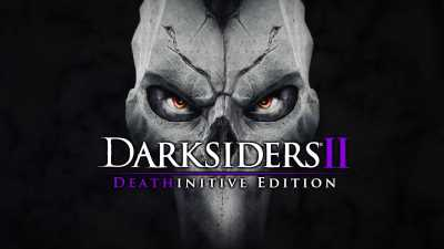 Darksiders 2 Deathinitive Edition cover