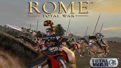 Total War: Rome cover