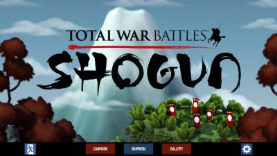 Total War Battles: Shogun cover