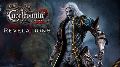 Castlevania Lords of Shadow 2 Revelations