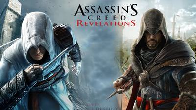 Assassin's Creed 2: Revelations cover
