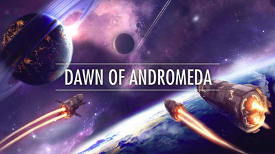 Dawn of Andromeda cover