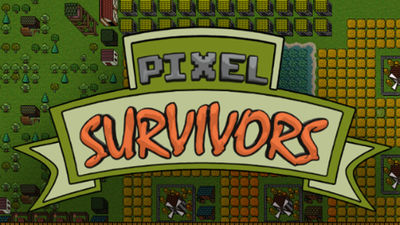 Pixel Survivors cover