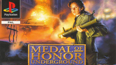 Medal of Honor: Underground cover