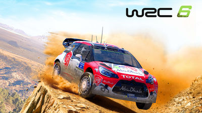 WRC 6 FIA World Rally Championship cover