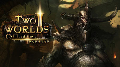 Two Worlds II - Call of the Tenebrae cover