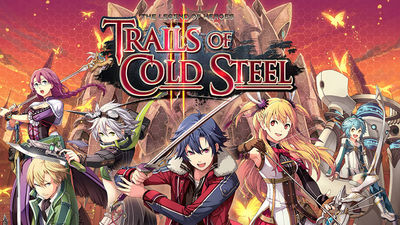 The Legend of Heroes: Trails of Cold Steel cover