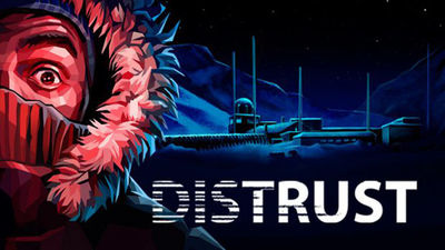 Distrust cover