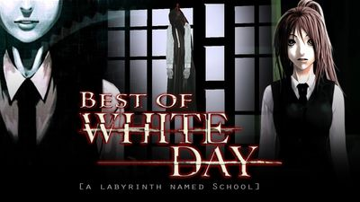 White Day: A Labyrinth Named School cover