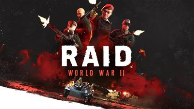 RAID: World War II cover