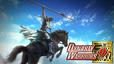 DYNASTY WARRIORS 9 cover