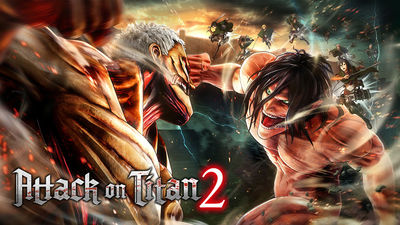 Attack on Titan 2 - A.O.T.2 cover