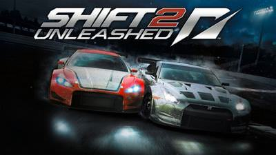 Need for Speed: Shift 2 cover