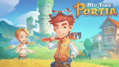 My Time At Portia cover