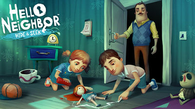Hello Neighbor: Hide and Seek cover